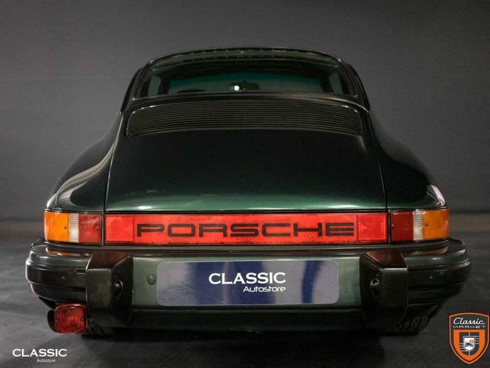 Porsche 911 Carrera 3,2L Européenne 1984