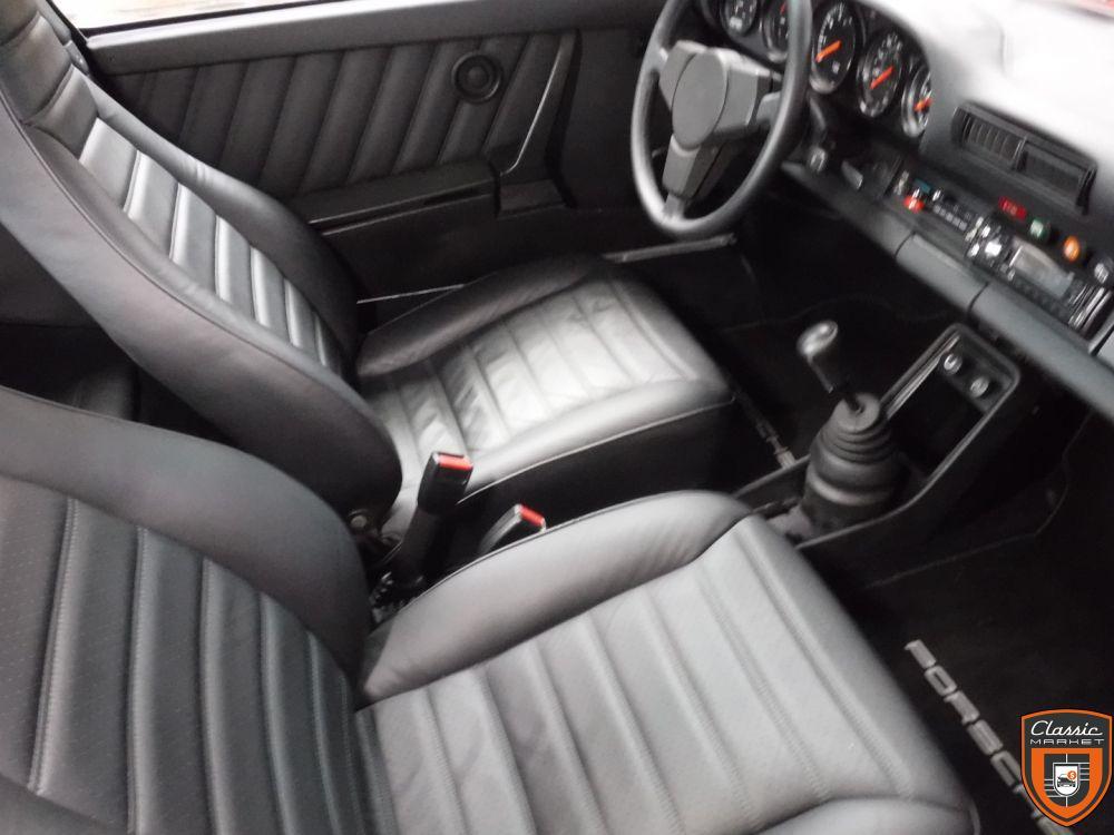 Porsche 911SC 1980