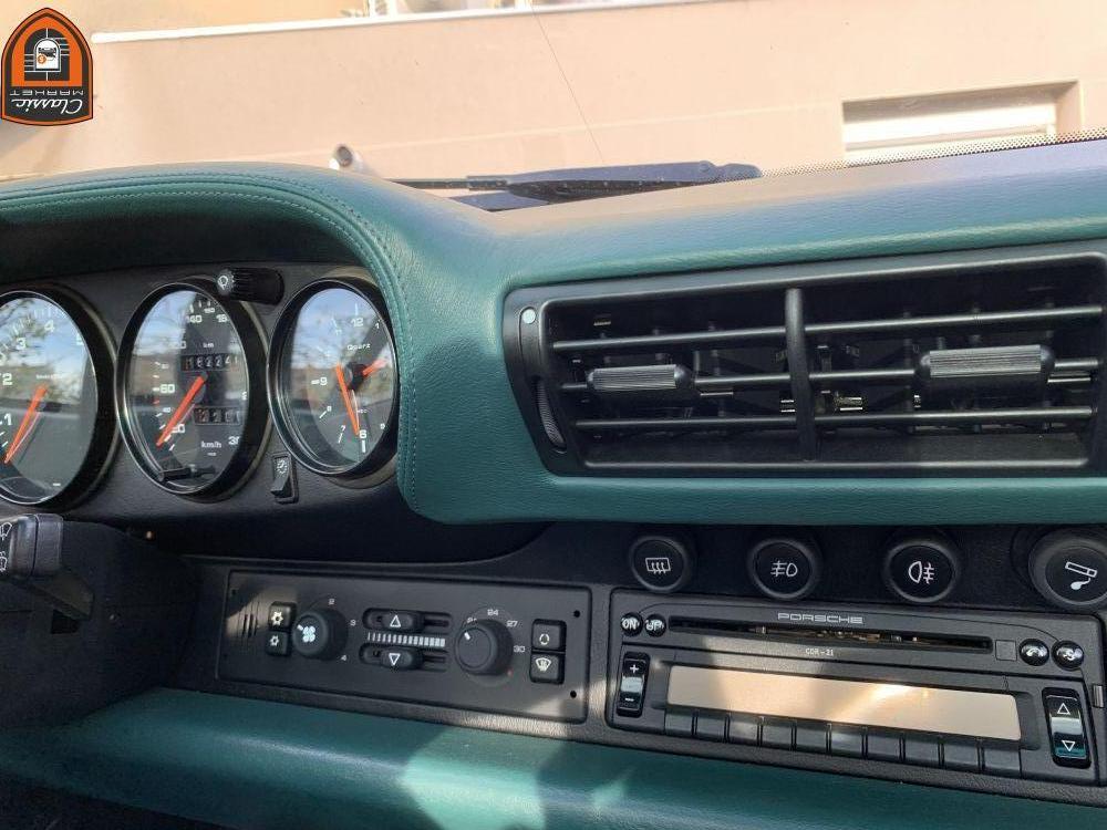 993 Targa Boite de vitesse manuelle