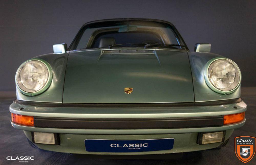 Porsche 911 Carrera 3.2L Targa 1985
