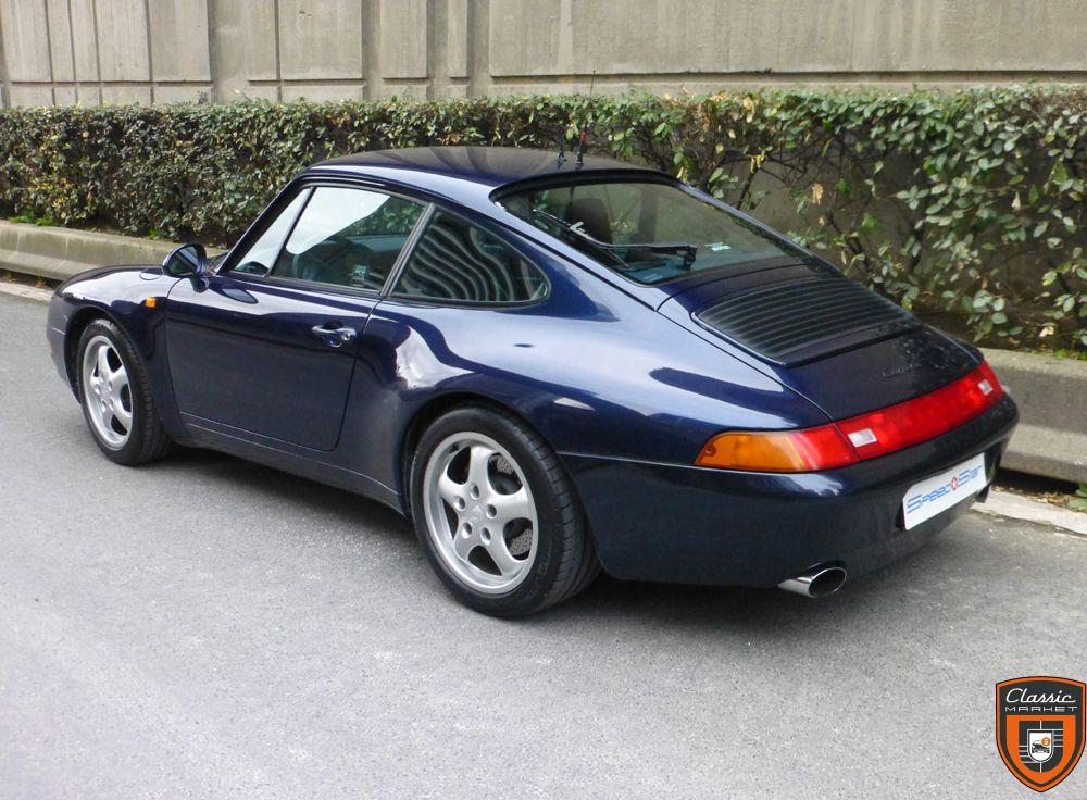 Porsche 993 Carrera 2, Mod. 1995