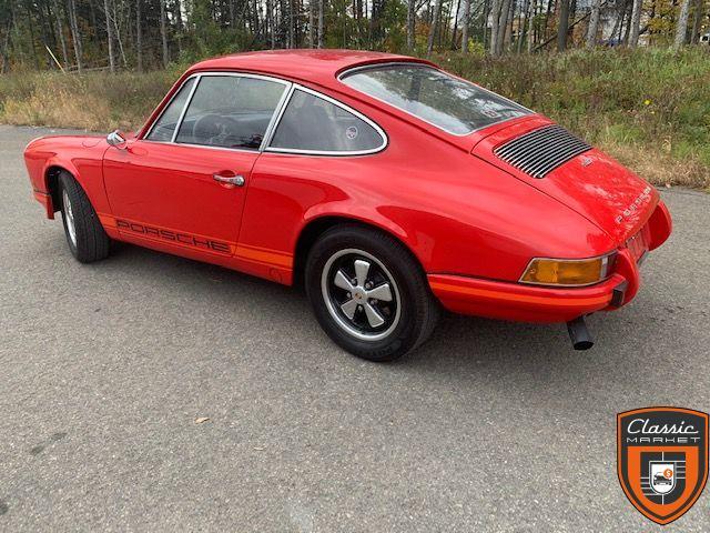 Porsche 911T coupe 1971 2.2l