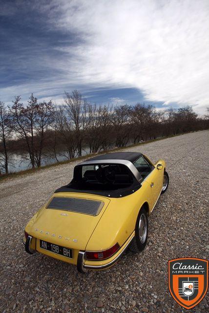 Porsche 912 TARGA