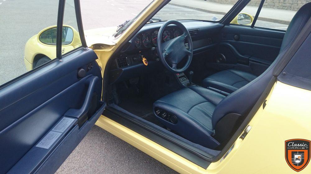 911 993 Cabriolet