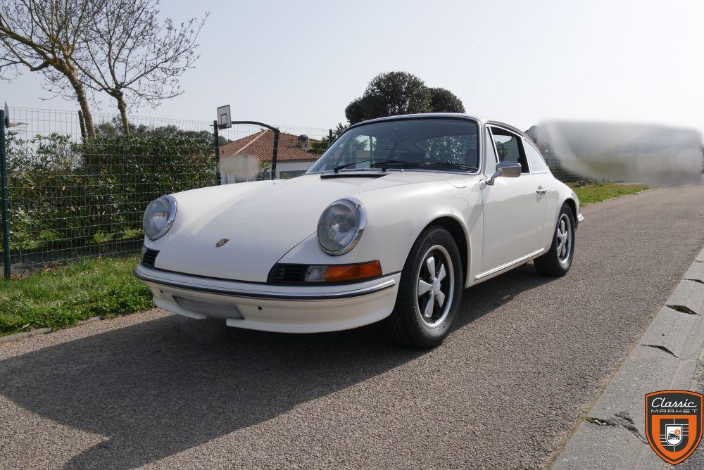 Porsche 911 T 2.4 1973