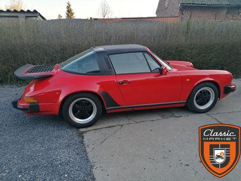 Porsche 911 3.2 Targa