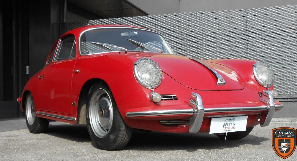 Vente Porsche 356C