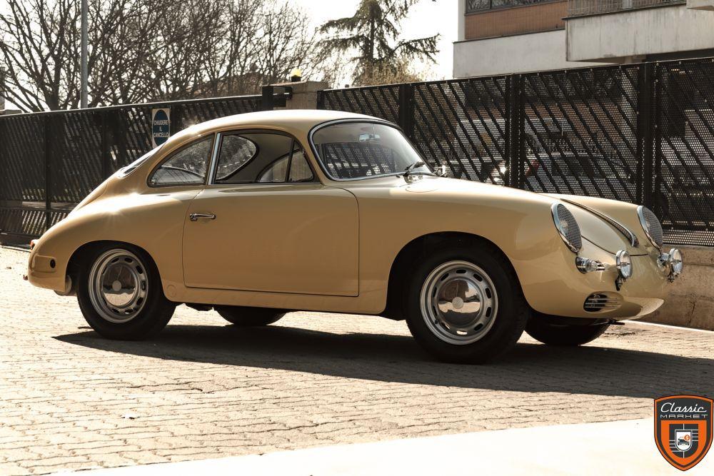PORSCHE 356 C - 1964