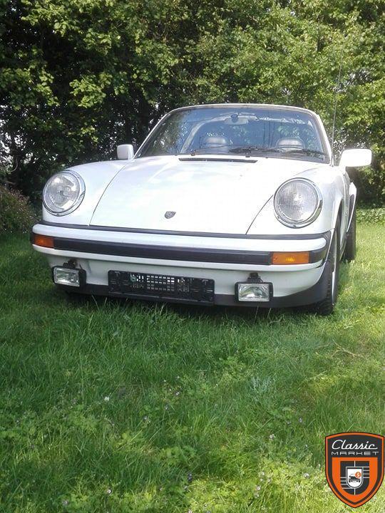 Porsche 911. targa 1980
