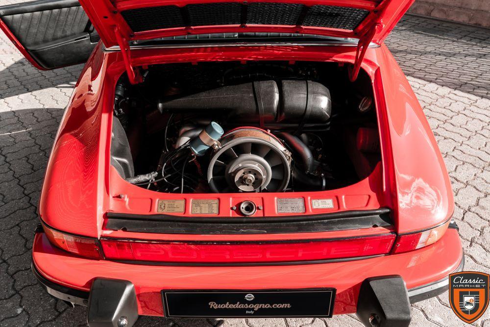 PORSCHE 911 S 2.7 TARGA - 1974