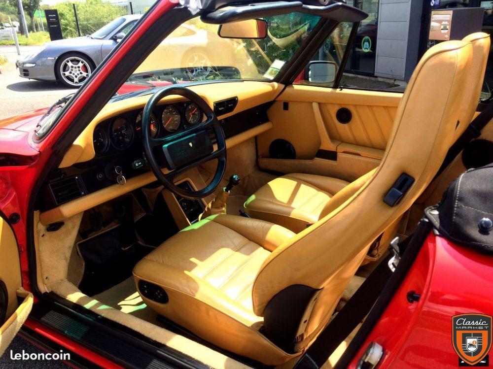 A vendre 911 CAB Caisse G