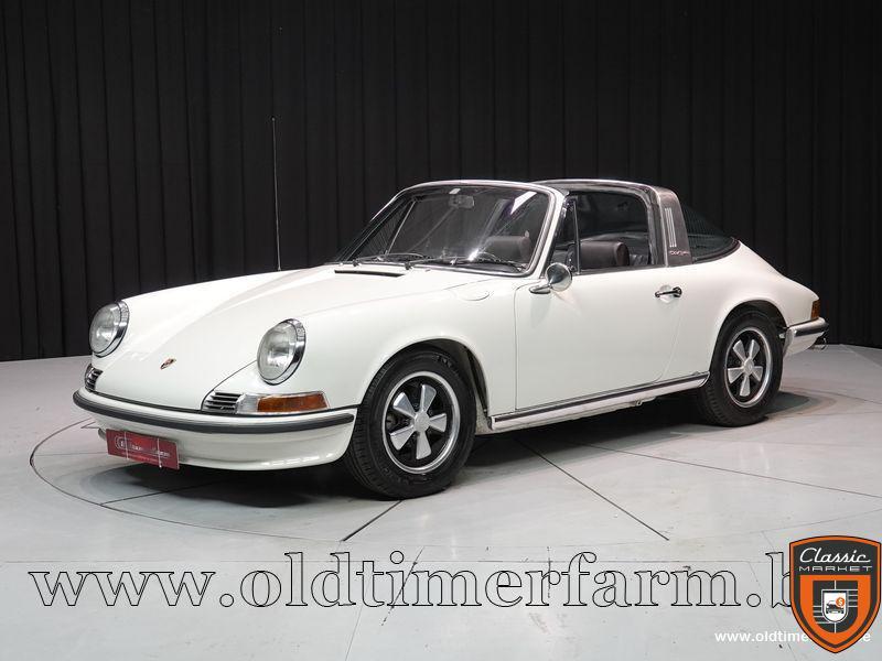 Porsche 911 2.4T Targa Olklappe '71