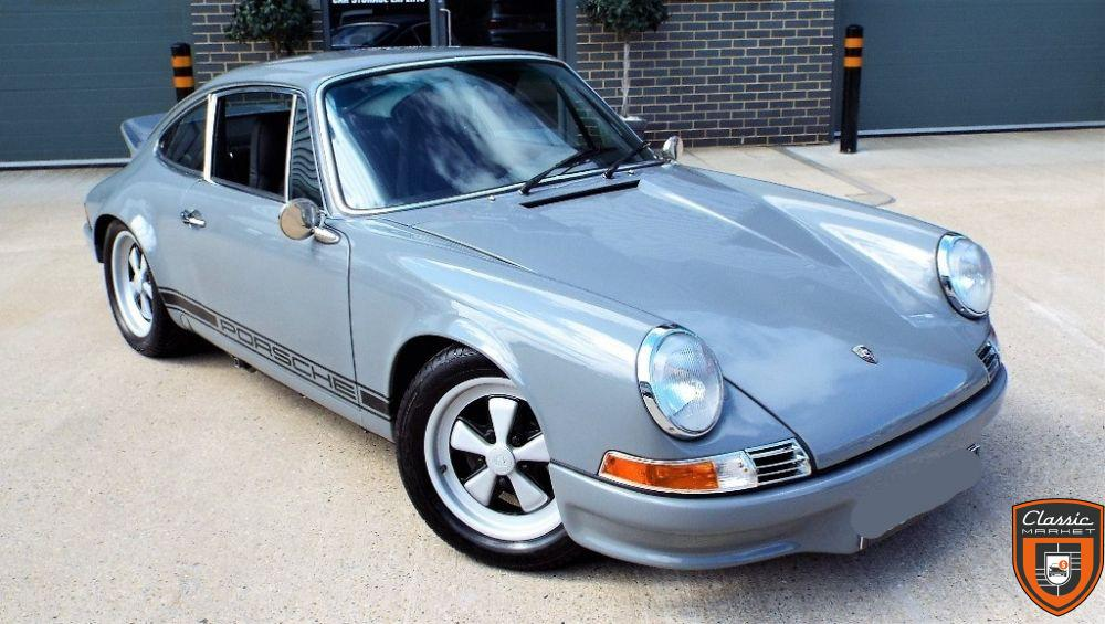 Porsche 911 3.0 S RS Ducktail (1976) - 850 mls - custom built Outlaw