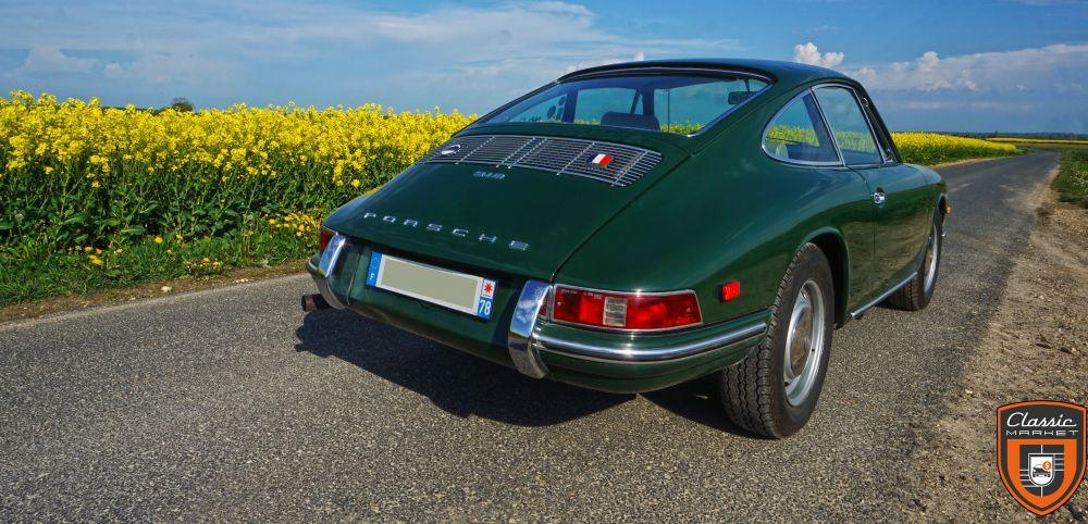 Porsche 912 SWB 1968