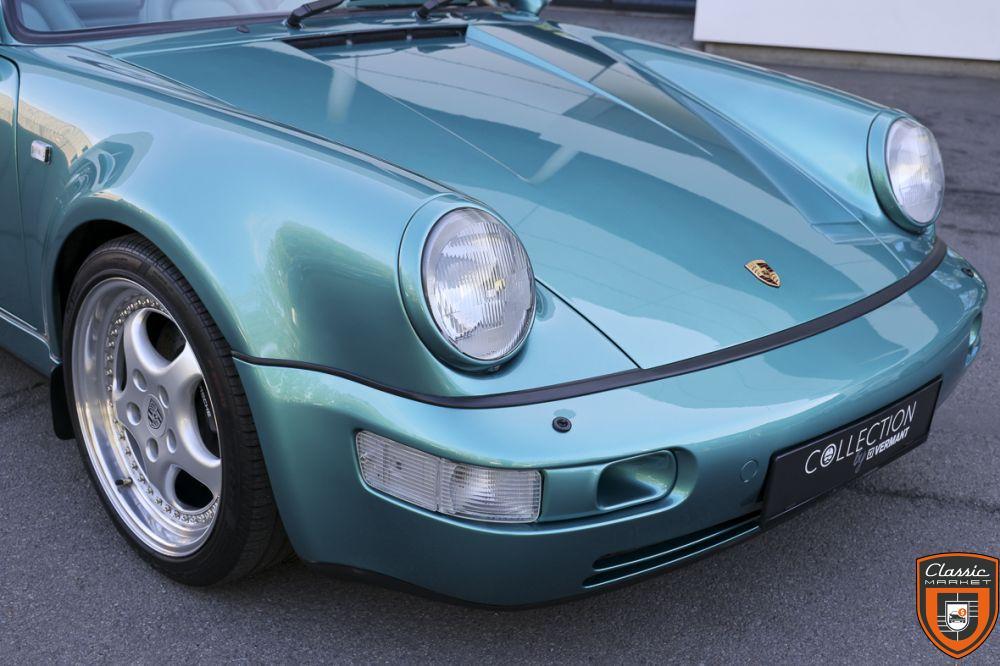 Porsche 964 Carrera 2 WTL Cabriolet