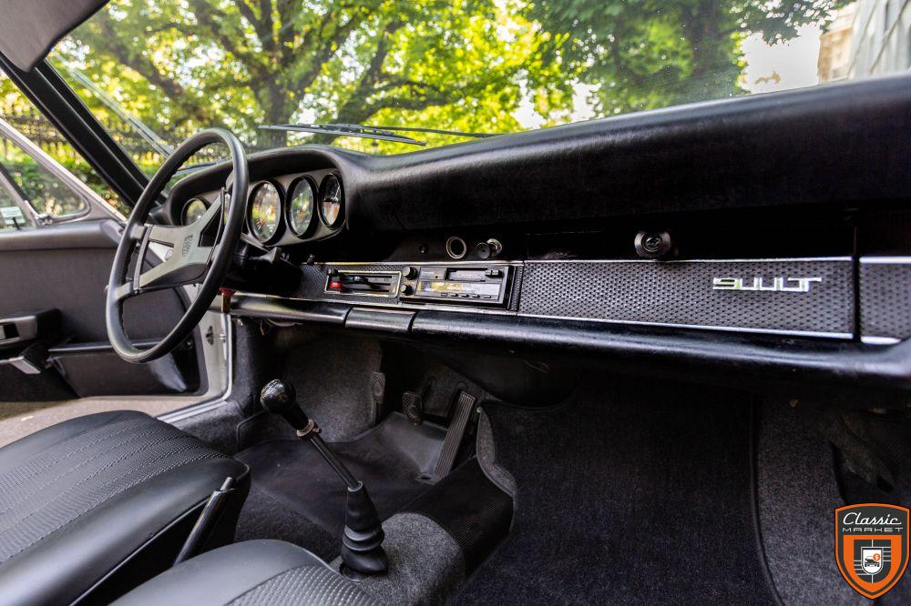 Porsche 911 (type 901) 2.2 Targa – Restaurée – Garantie