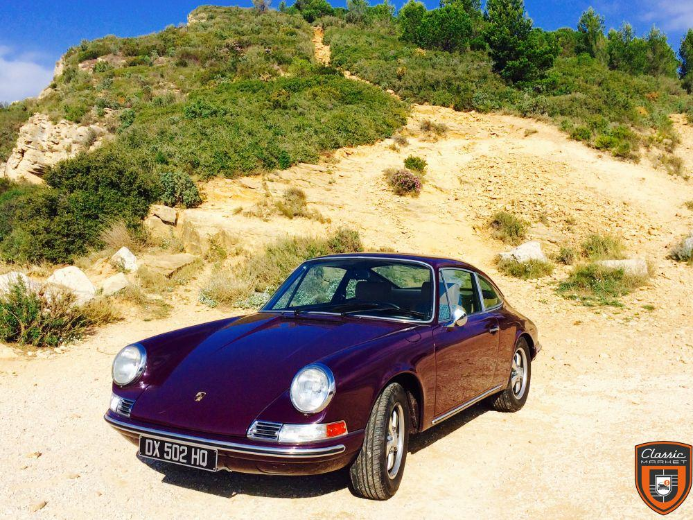 Porsche vintage