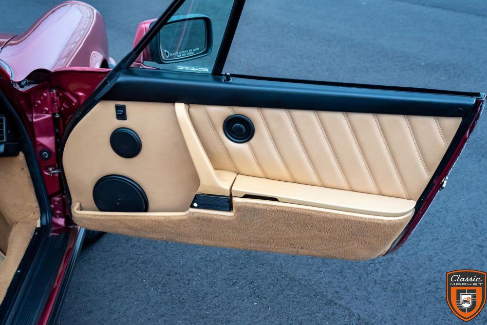 911 3.2 G50 cabriolet 1989