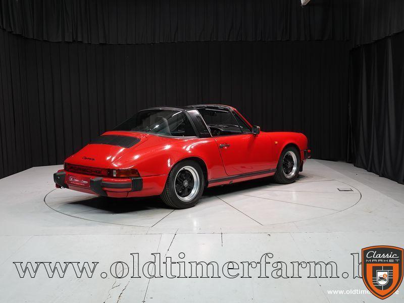 Porsche 911 3.2 Carrera Targa '84