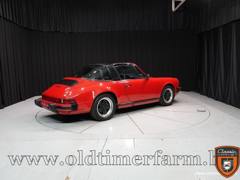 Porsche 911 3.2 Carrera G50 '87