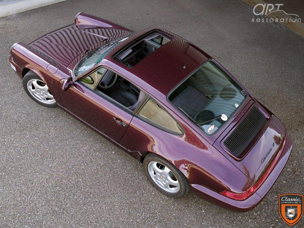 Porsche 911 Type 964 C4 Coupé