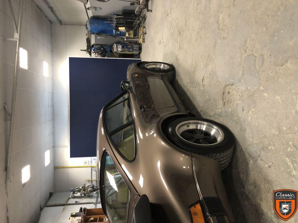 Porsche 930 de 1984 BV4