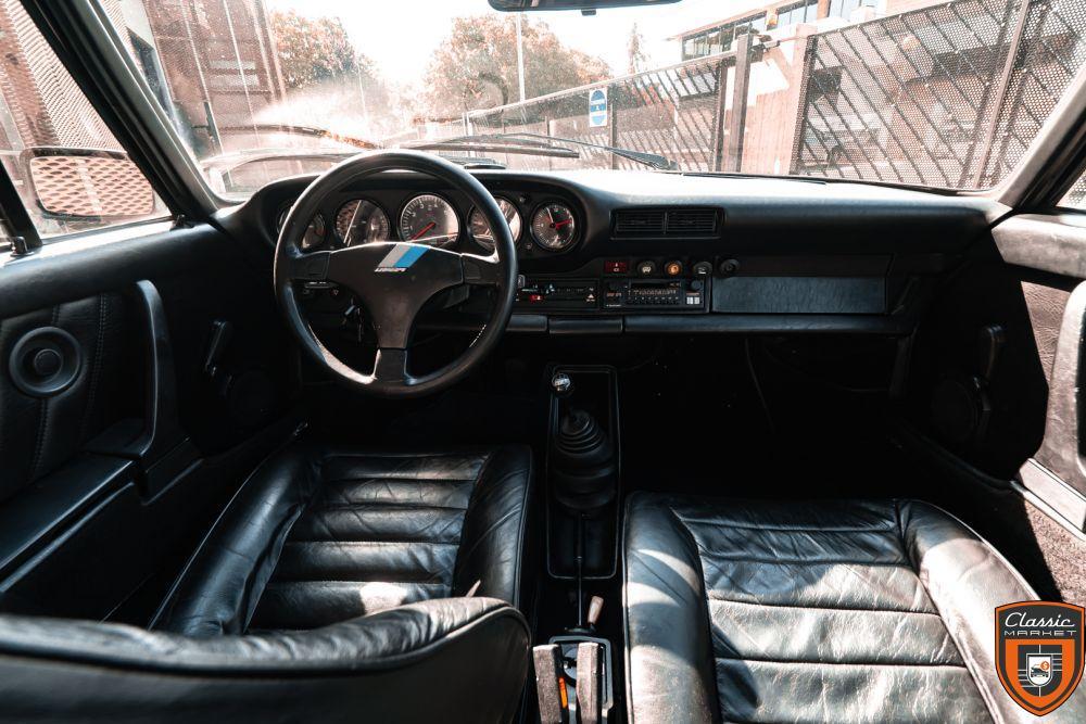 PORSCHE 911 SC COUPÈ - 1979