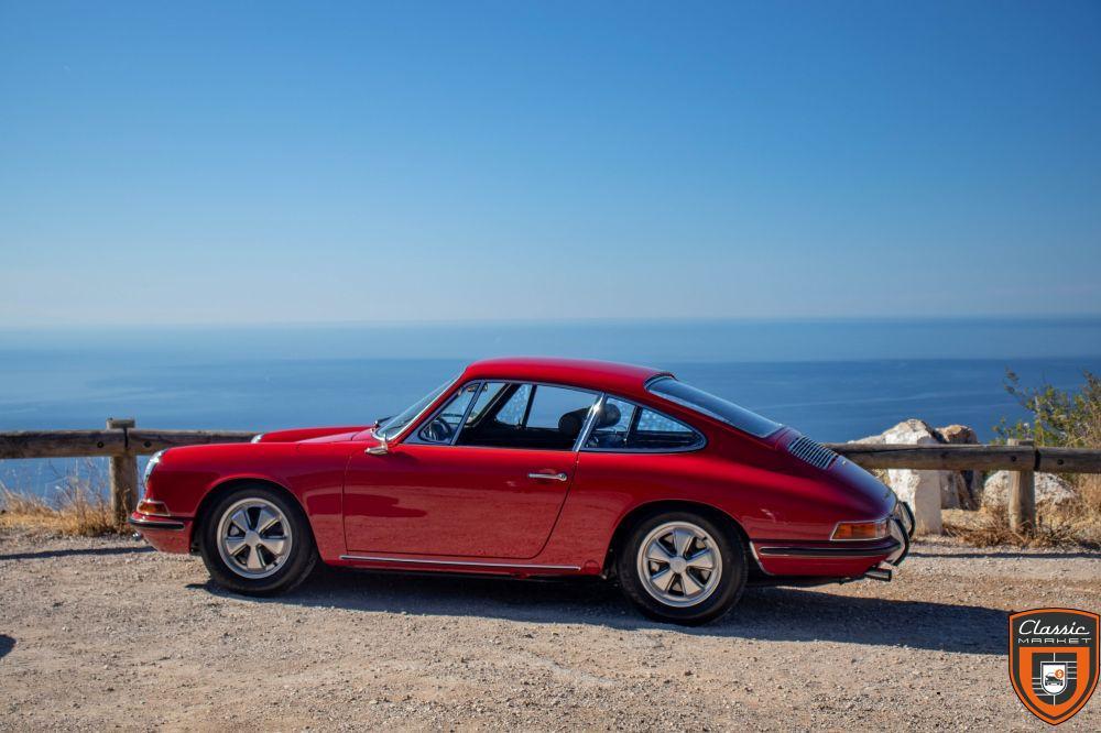 PORSCHE 911 2.o S 1967 SWB