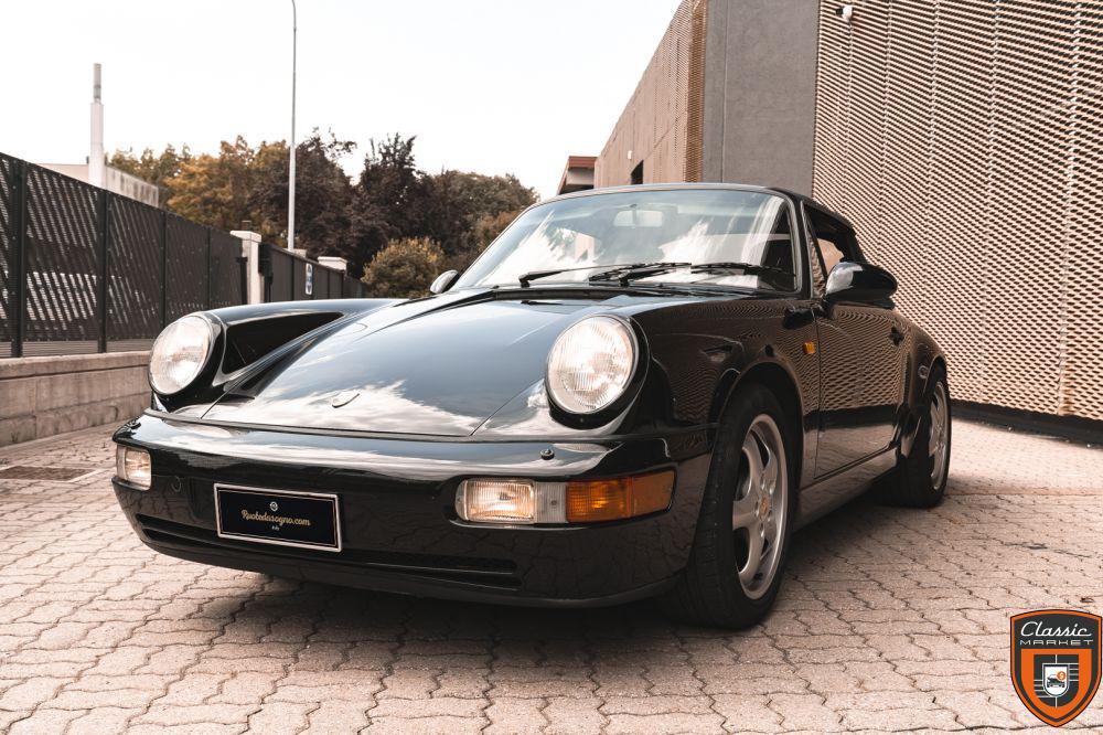 PORSCHE 911/964 CARRERA 4 - 1991