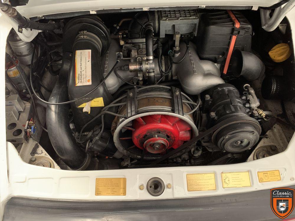 Porsche 911 Targa G50