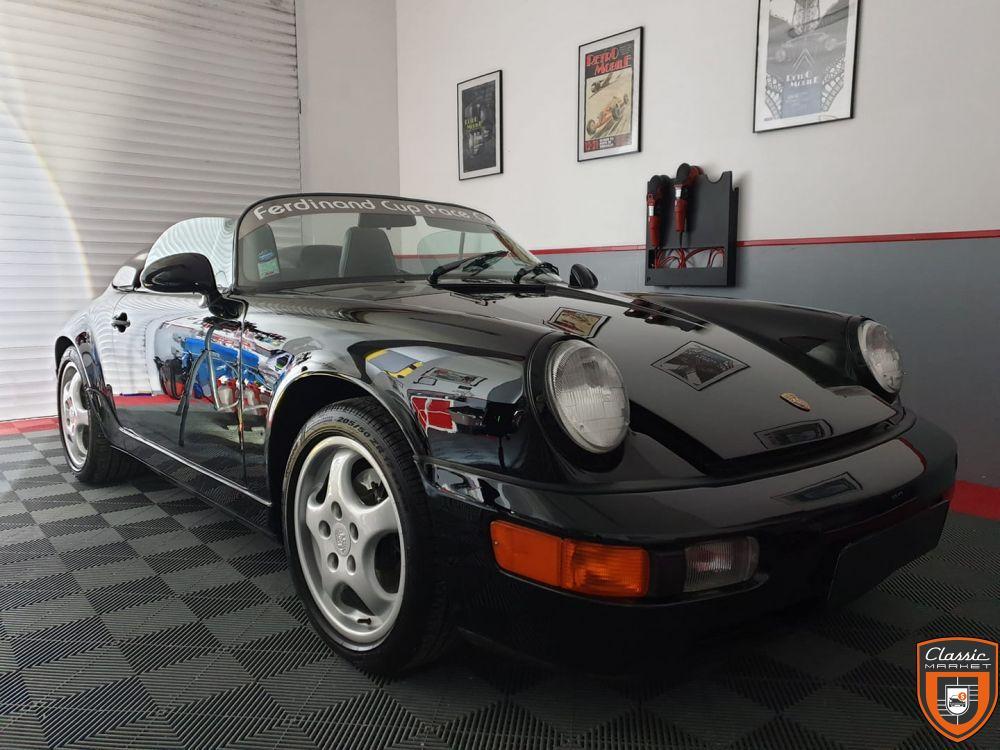Porsche 964 Speedster Tiptronic 22 000 km