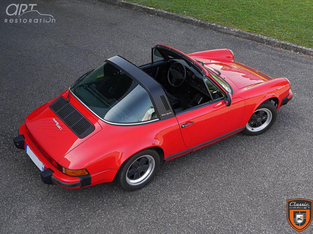 Porsche 911 3.0 SC Targa