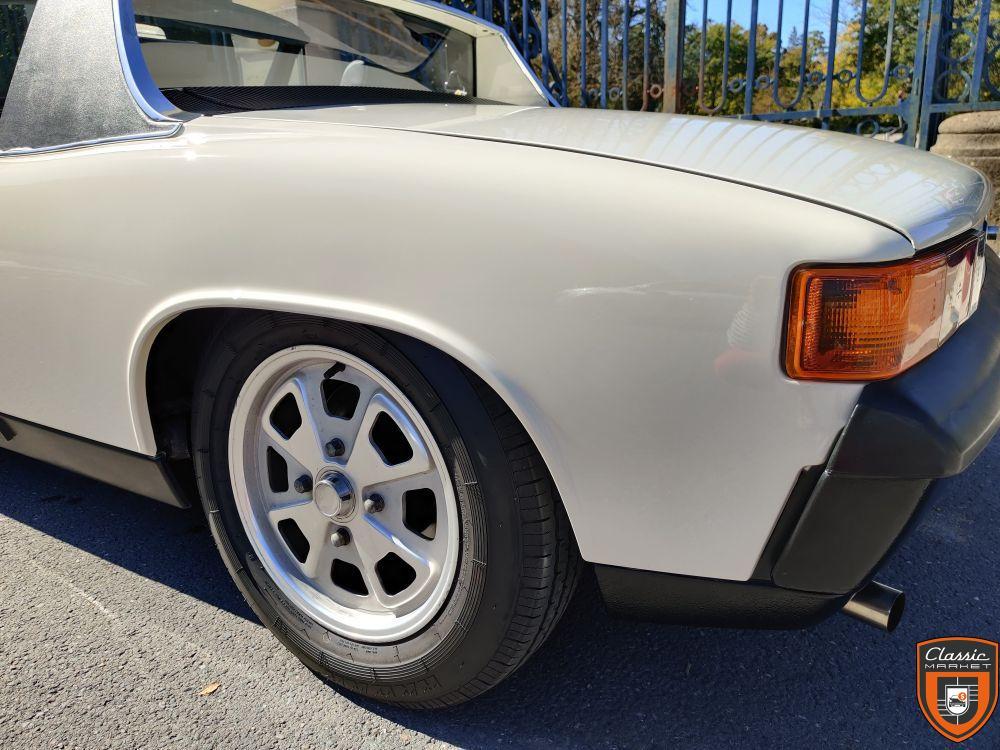 Exceptionnelle Porsche 914 2.0 Litres - 12/1973