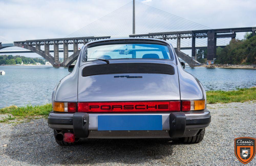 Porsche 911 SC 3,0L coupé série limitée Jubilé