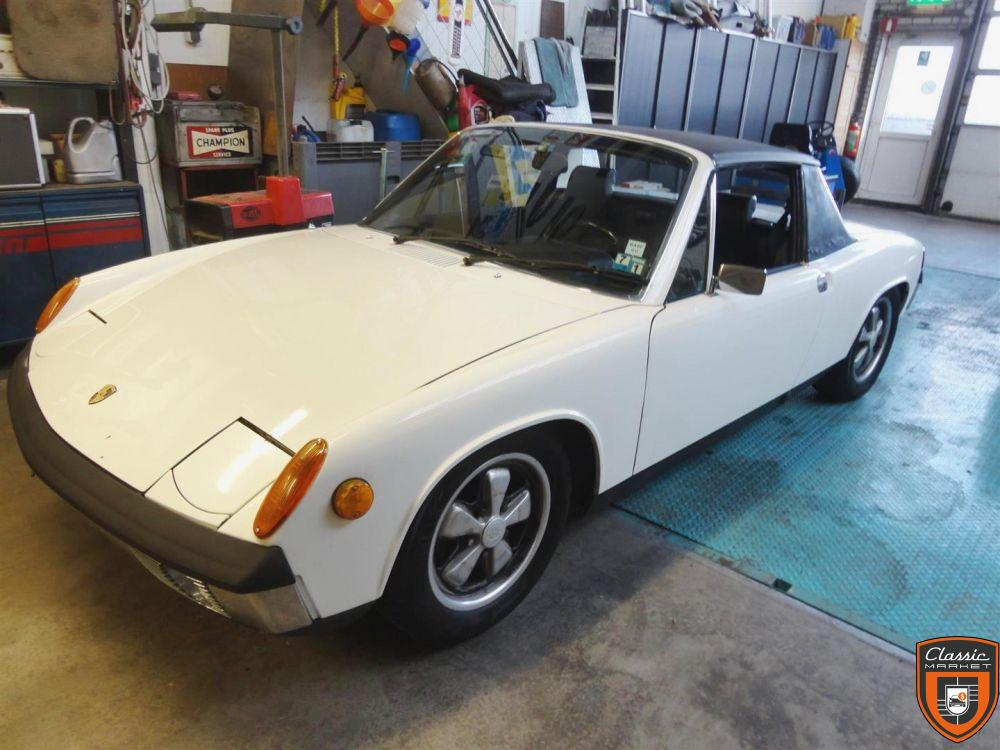 Porsche 914 / 6 cil. '70