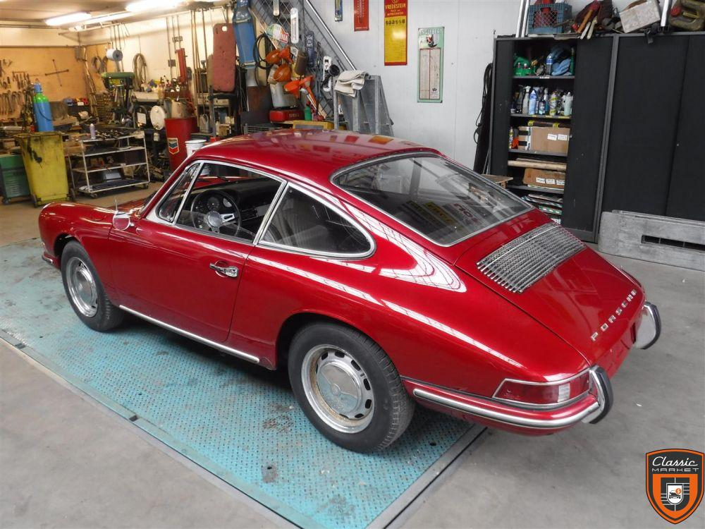 Porsche 912 coupe '68