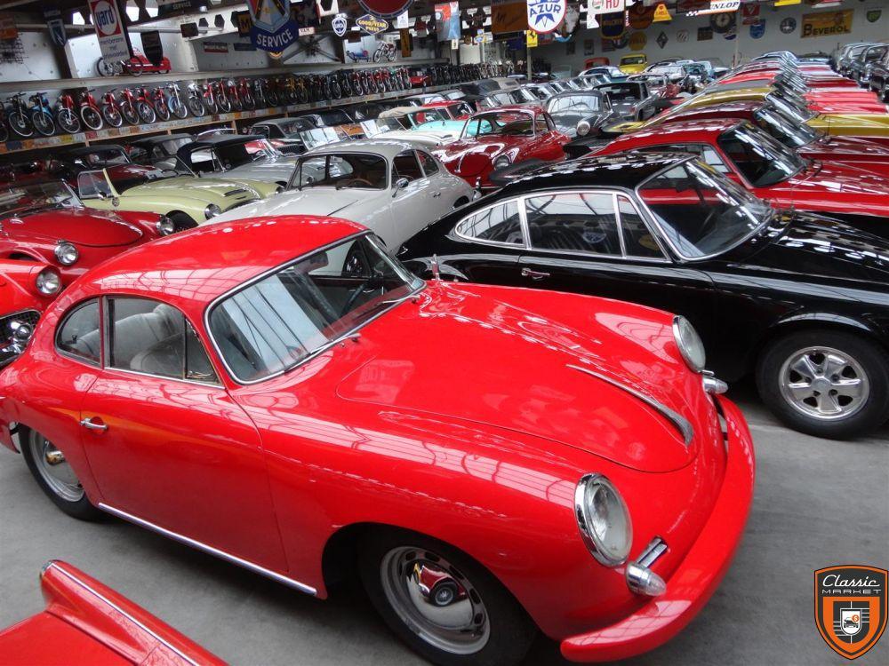 Porsche 356 BT5 '60
