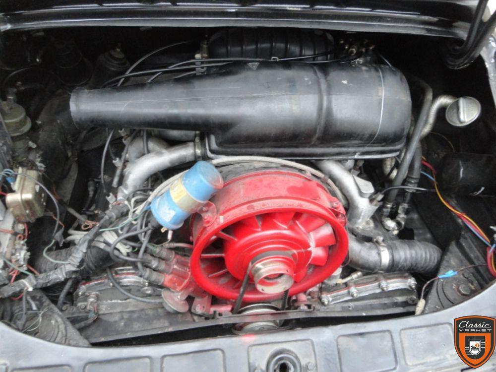 Porsche 911 turbo look '74